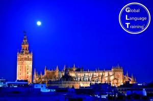 Seville magic night glow