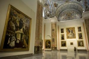 Museo-de-Bellas-Artes Sevilla